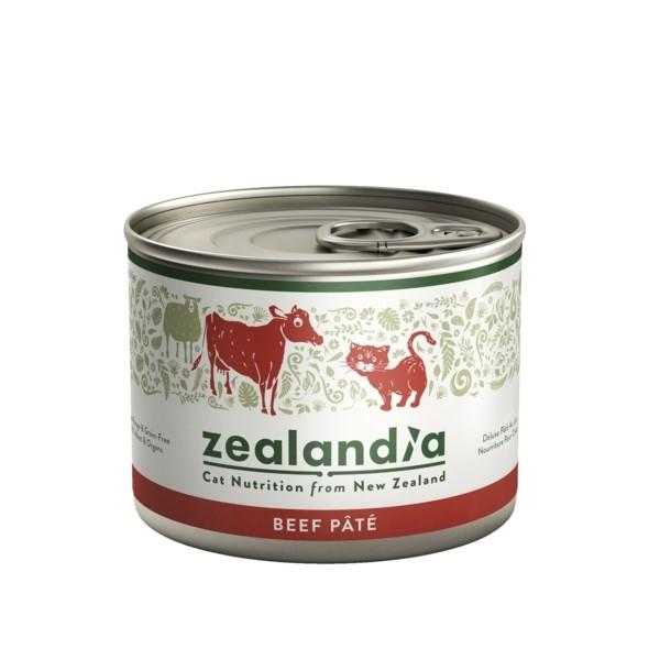 Karma Zealandia - dla kota - Wołowina 185 g