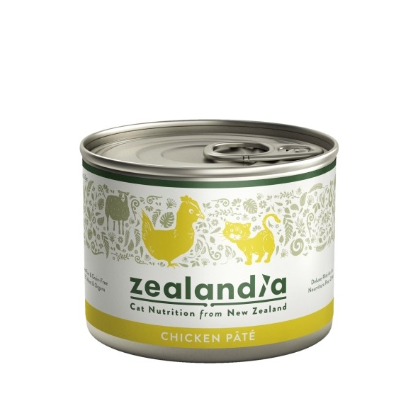 Karma Zealandia - dla kota - Kurczak 185 g