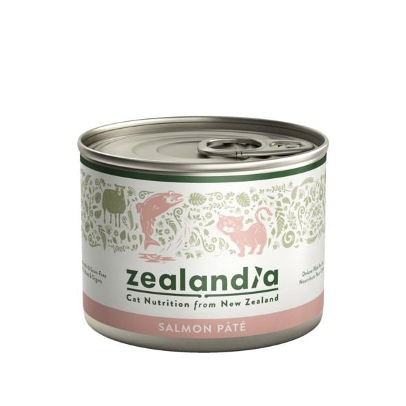 Karma Zealandia - dla kota - Łosoś 185 g
