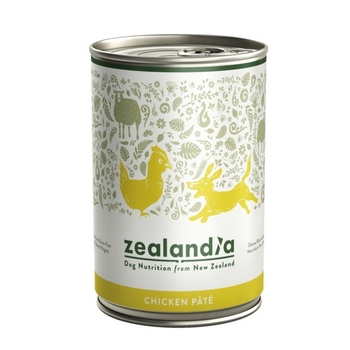 Karma Zealandia - dla psa - Kurczak 385 g