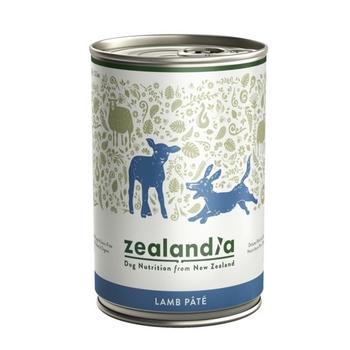 Karma Zealandia - dla psa - Jagnięcina 385 g