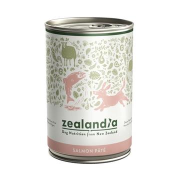 Karma Zealandia - dla psa - Łosoś 385 g