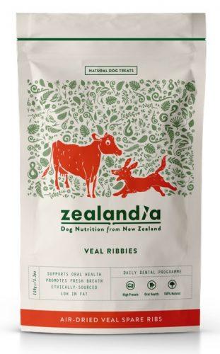 Karma Zealandia - dla psa - Żeberka cielęce